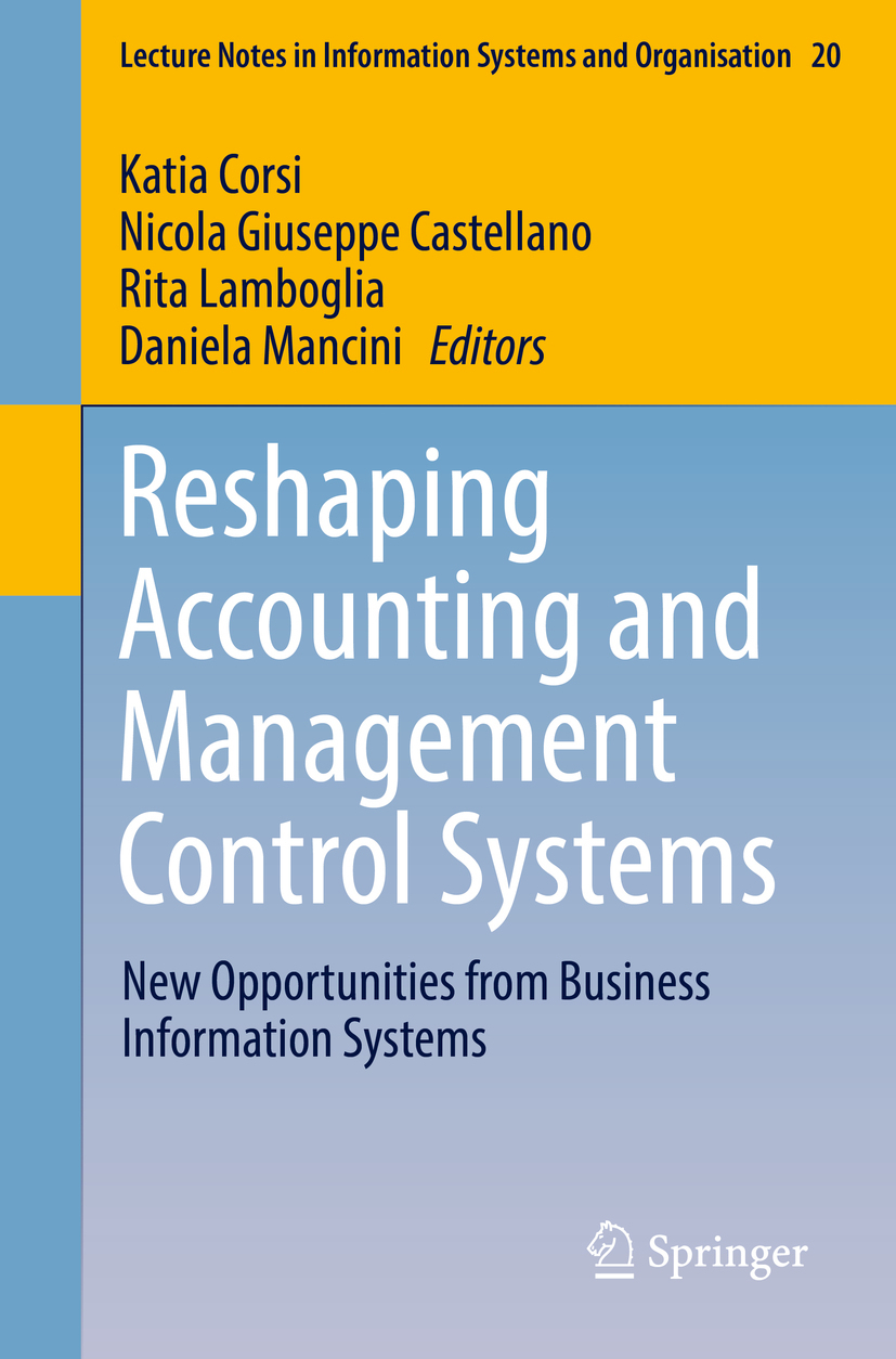 Castellano, Nicola Giuseppe - Reshaping Accounting and Management Control Systems, ebook