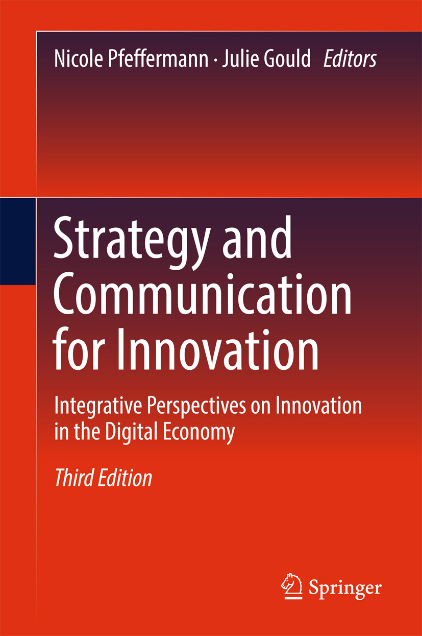 Gould, Julie - Strategy and Communication for Innovation, e-bok