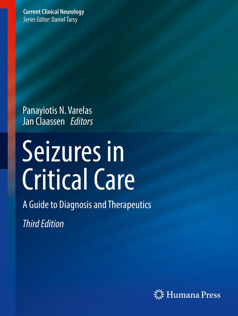 Claassen, Jan - Seizures in Critical Care, ebook