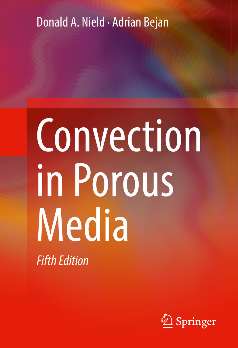 Bejan, Adrian - Convection in Porous Media, ebook