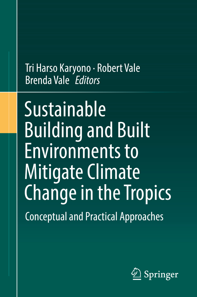 Karyono, Tri Harso - Sustainable Building and Built Environments to Mitigate Climate Change in the Tropics, ebook