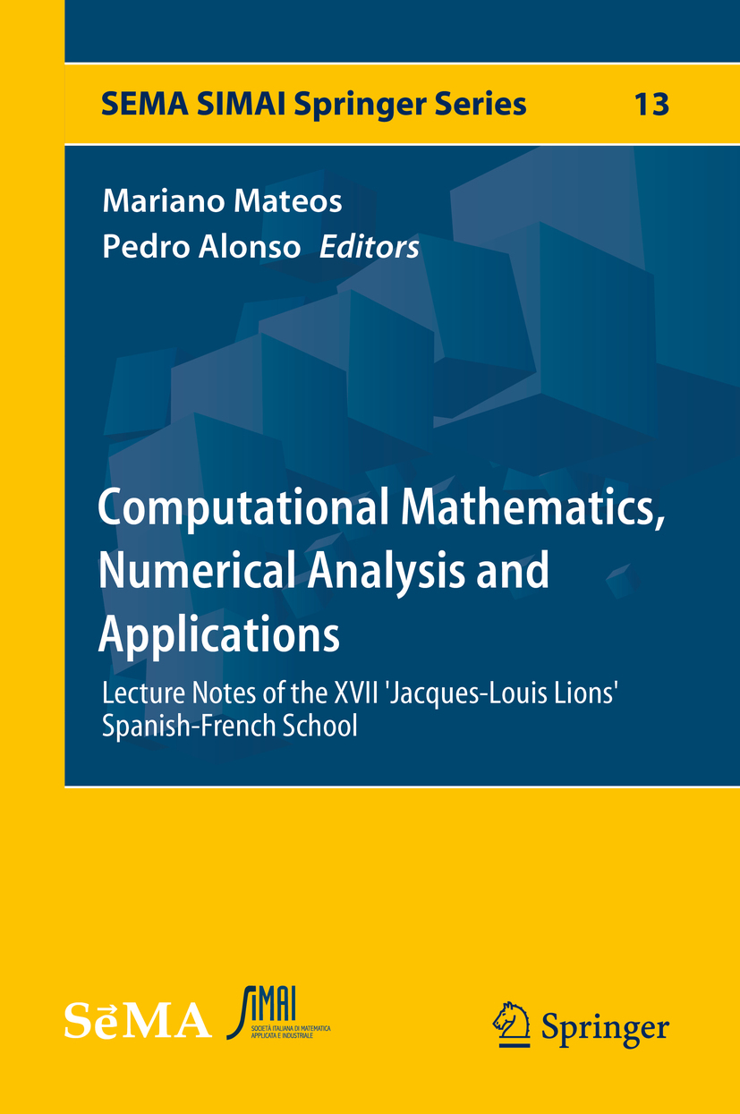 Alonso, Pedro - Computational Mathematics, Numerical Analysis and Applications, ebook