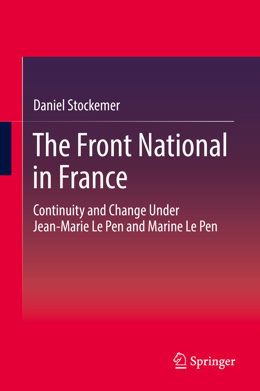 Stockemer, Daniel - The Front National in France, ebook