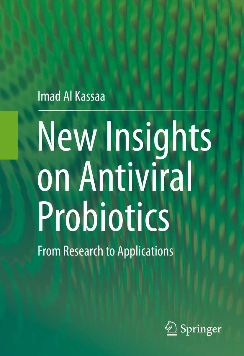 Kassaa, Imad Al - New Insights on Antiviral Probiotics, ebook