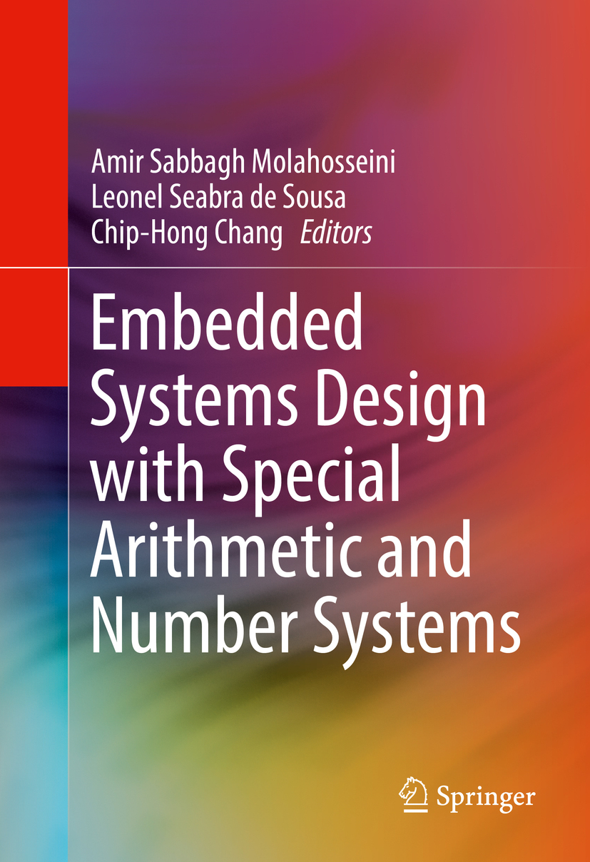 Chang, Chip-Hong - Embedded Systems Design with Special Arithmetic and Number Systems, ebook