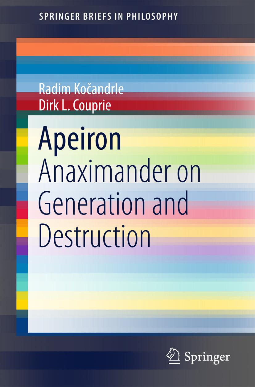 Couprie, Dirk L. - Apeiron, ebook