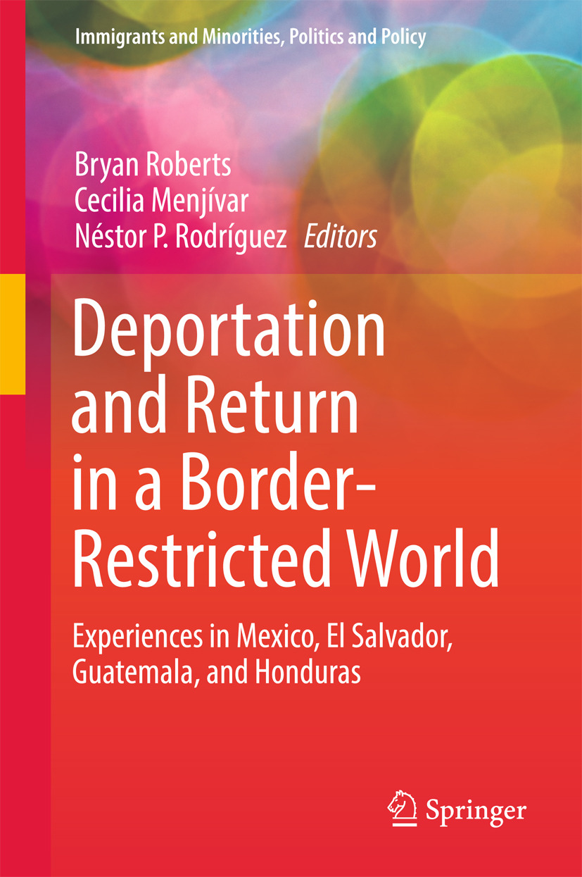 Menjívar, Cecilia - Deportation and Return in a Border-Restricted World, ebook
