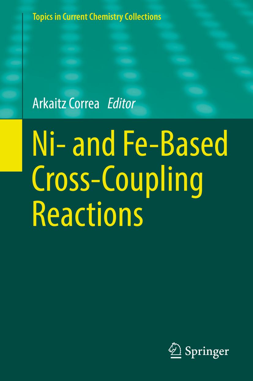 Correa, Arkaitz - Ni- and Fe-Based Cross-Coupling Reactions, ebook