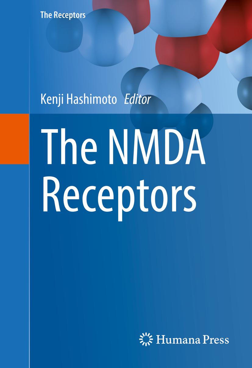 Hashimoto, Kenji - The NMDA Receptors, ebook