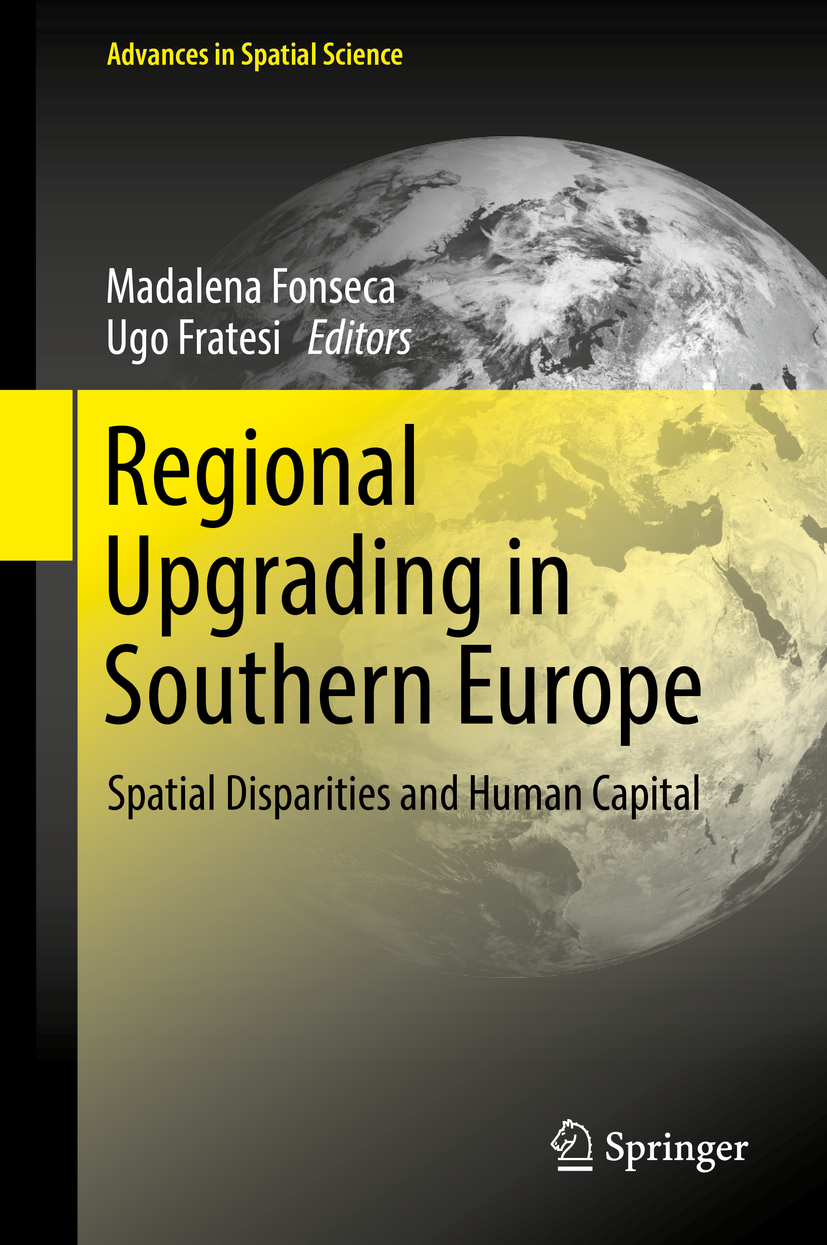 Fonseca, Madalena - Regional Upgrading in Southern Europe, ebook