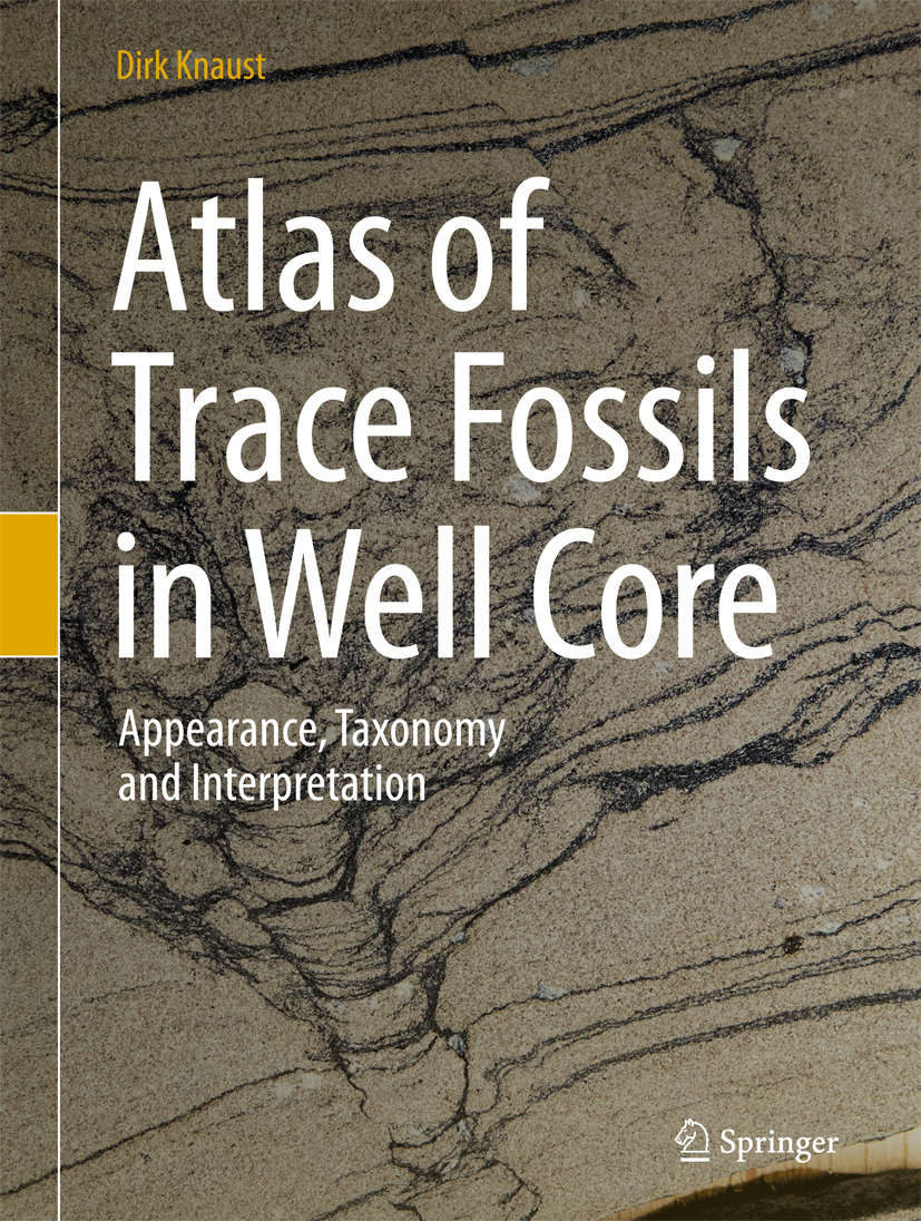 Knaust, Dirk - Atlas of Trace Fossils in Well Core, ebook