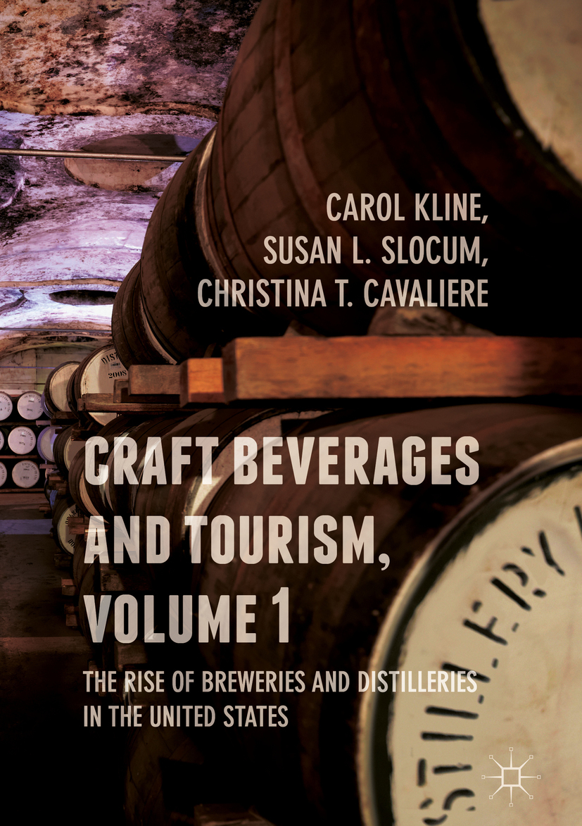 Cavaliere, Christina T. - Craft Beverages and Tourism, Volume 1, ebook