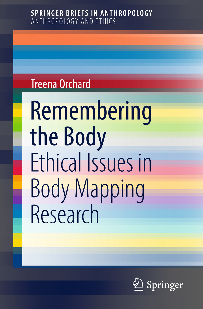 Orchard, Treena - Remembering the Body, ebook