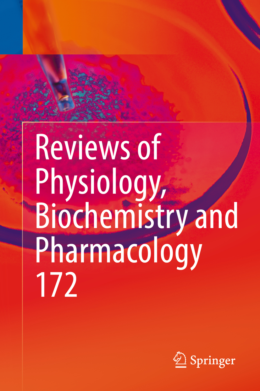 Gudermann, Thomas - Reviews of Physiology, Biochemistry and Pharmacology, Vol. 172, ebook