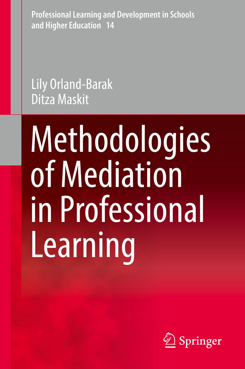 Maskit, Ditza - Methodologies of Mediation in Professional Learning, ebook