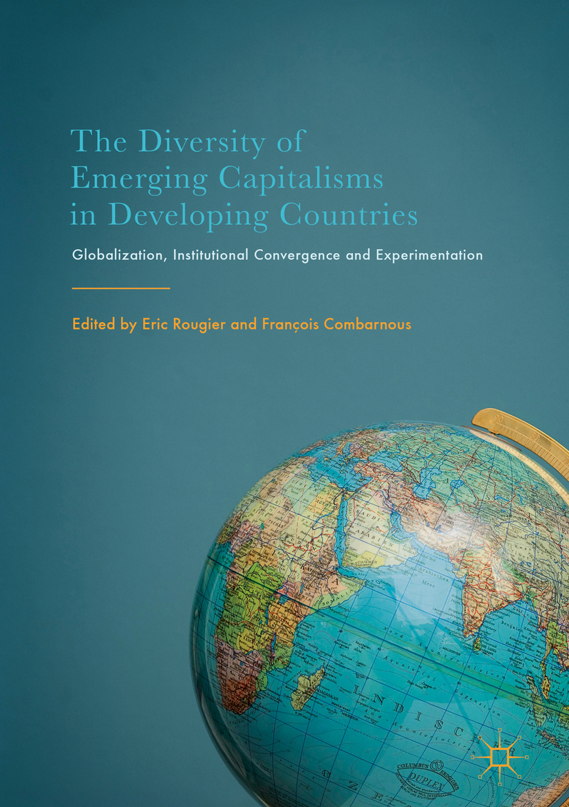 Combarnous, François - The Diversity of Emerging Capitalisms in Developing Countries, ebook