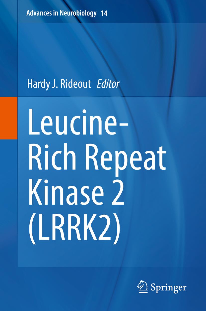 Rideout, Hardy J. - Leucine-Rich Repeat Kinase 2 (LRRK2), e-kirja