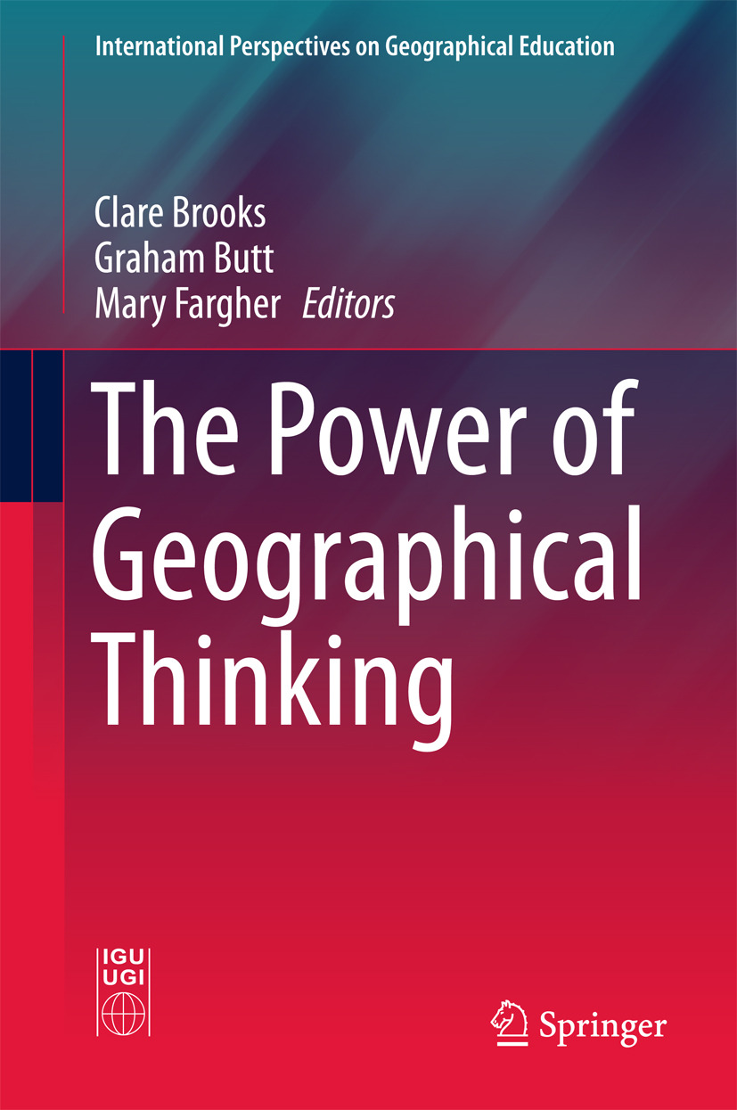 Brooks, Clare - The Power of Geographical Thinking, ebook