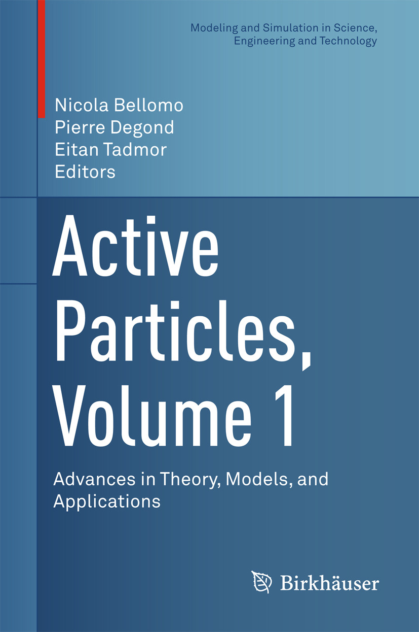 Bellomo, Nicola - Active Particles, Volume 1, ebook