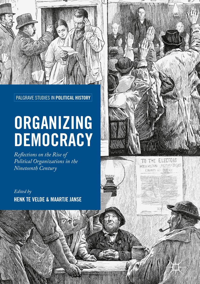 Janse, Maartje - Organizing Democracy, e-bok