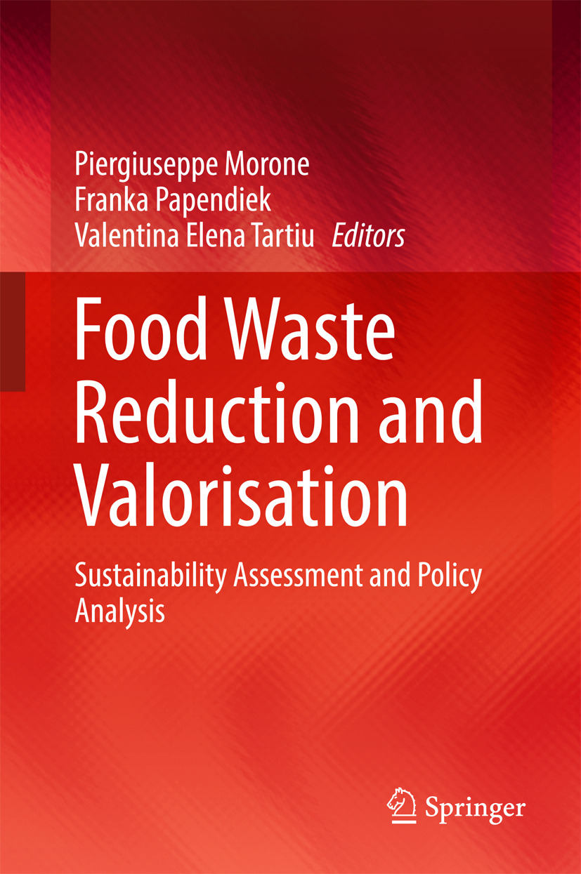 Morone, Piergiuseppe - Food Waste Reduction and Valorisation, ebook