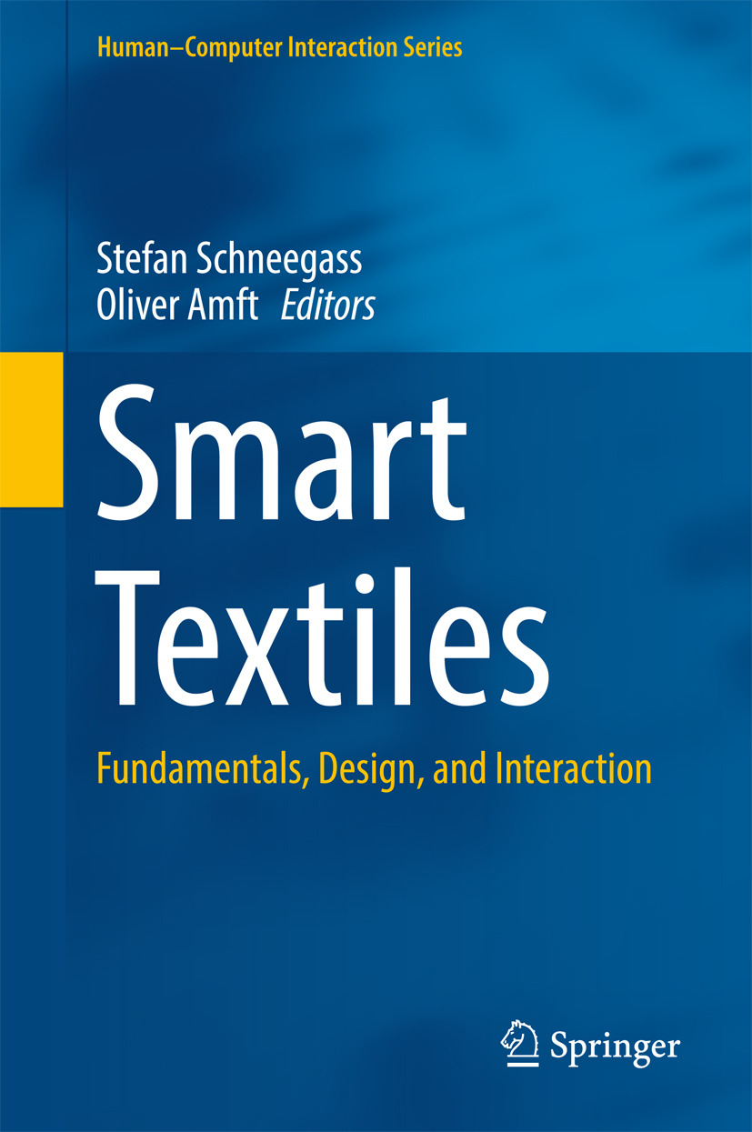 Amft, Oliver - Smart Textiles, ebook