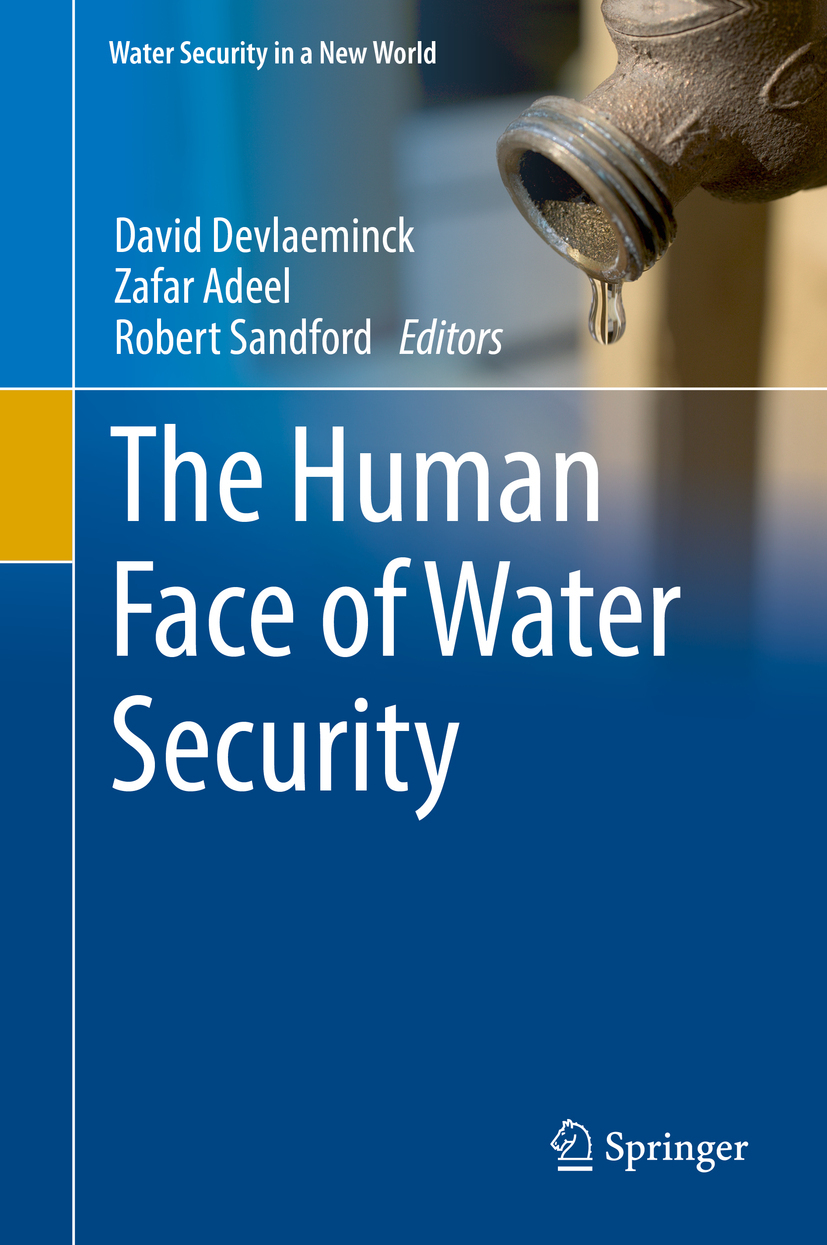 Adeel, Zafar - The Human Face of Water Security, ebook