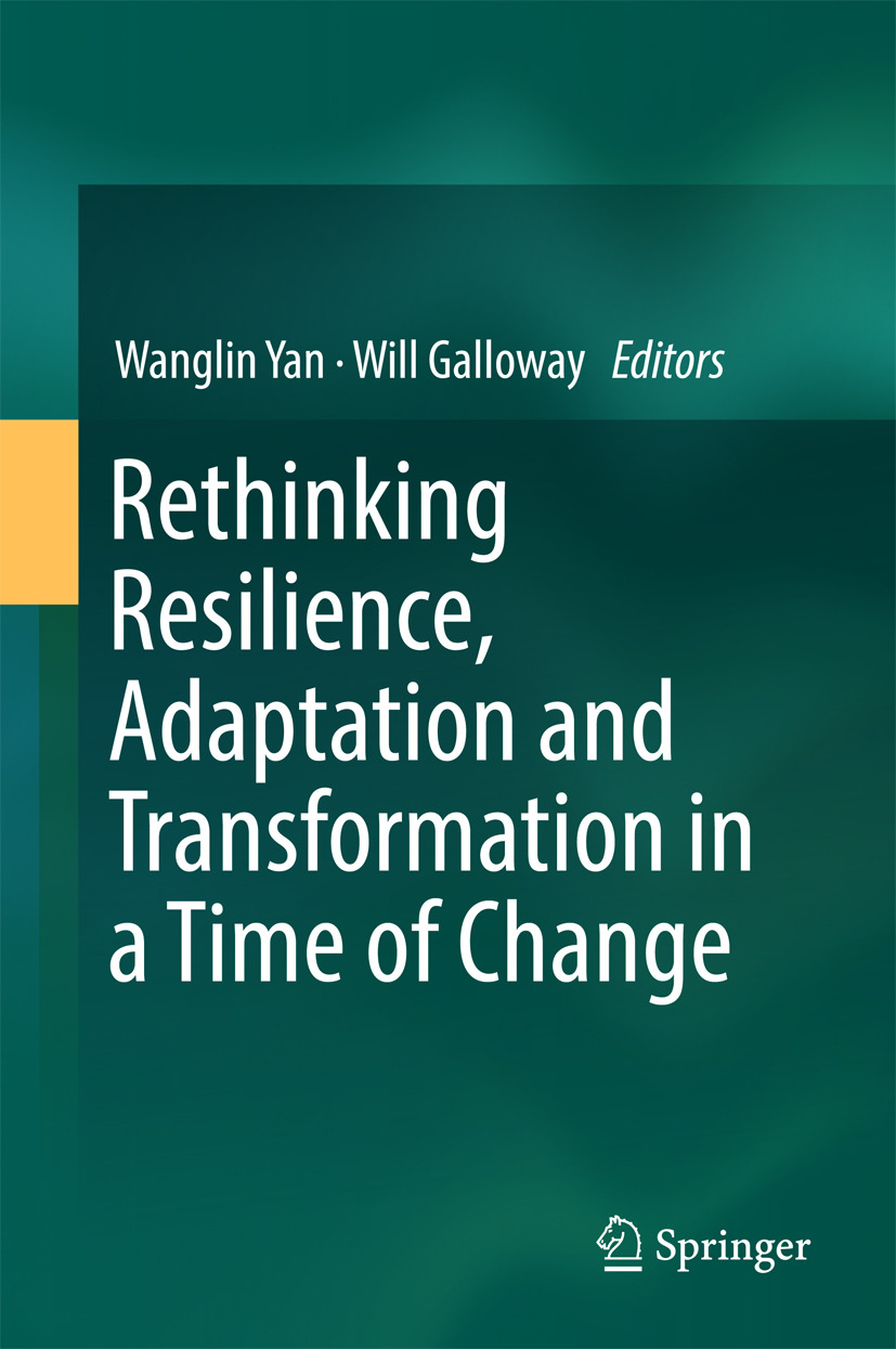 Galloway, Will - Rethinking Resilience, Adaptation and Transformation in a Time of Change, ebook