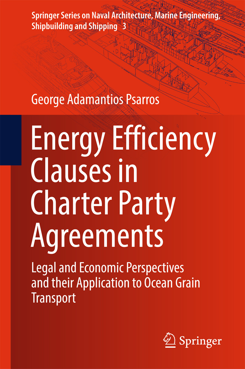 Psarros, George Adamantios - Energy Efficiency Clauses in Charter Party Agreements, ebook