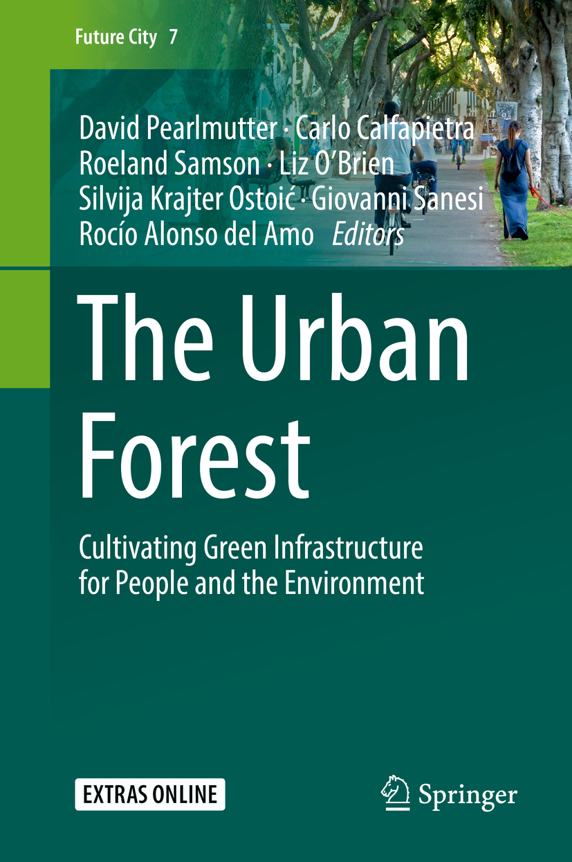 Amo, Rocío Alonso del - The Urban Forest, ebook