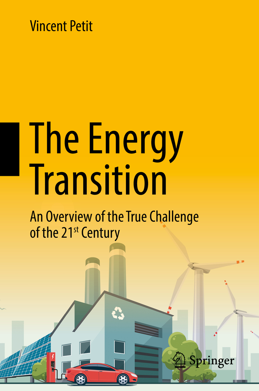 Petit, Vincent - The Energy Transition, ebook