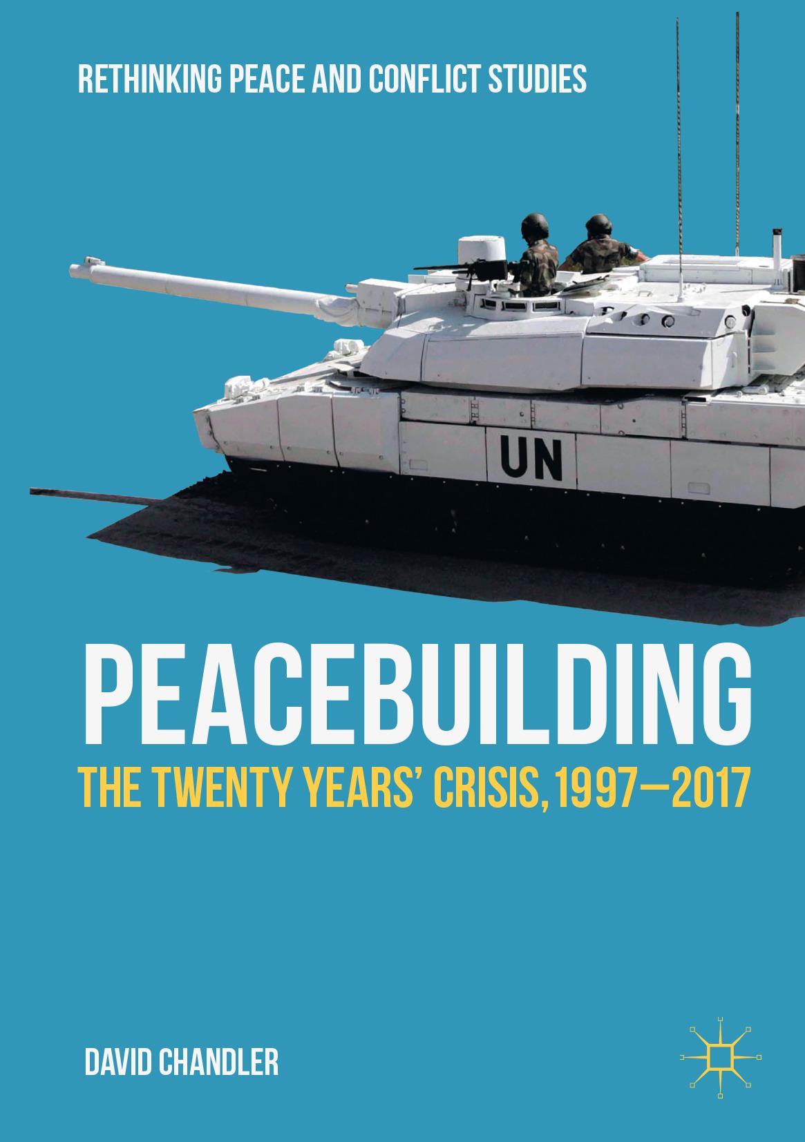 Chandler, David - Peacebuilding, ebook