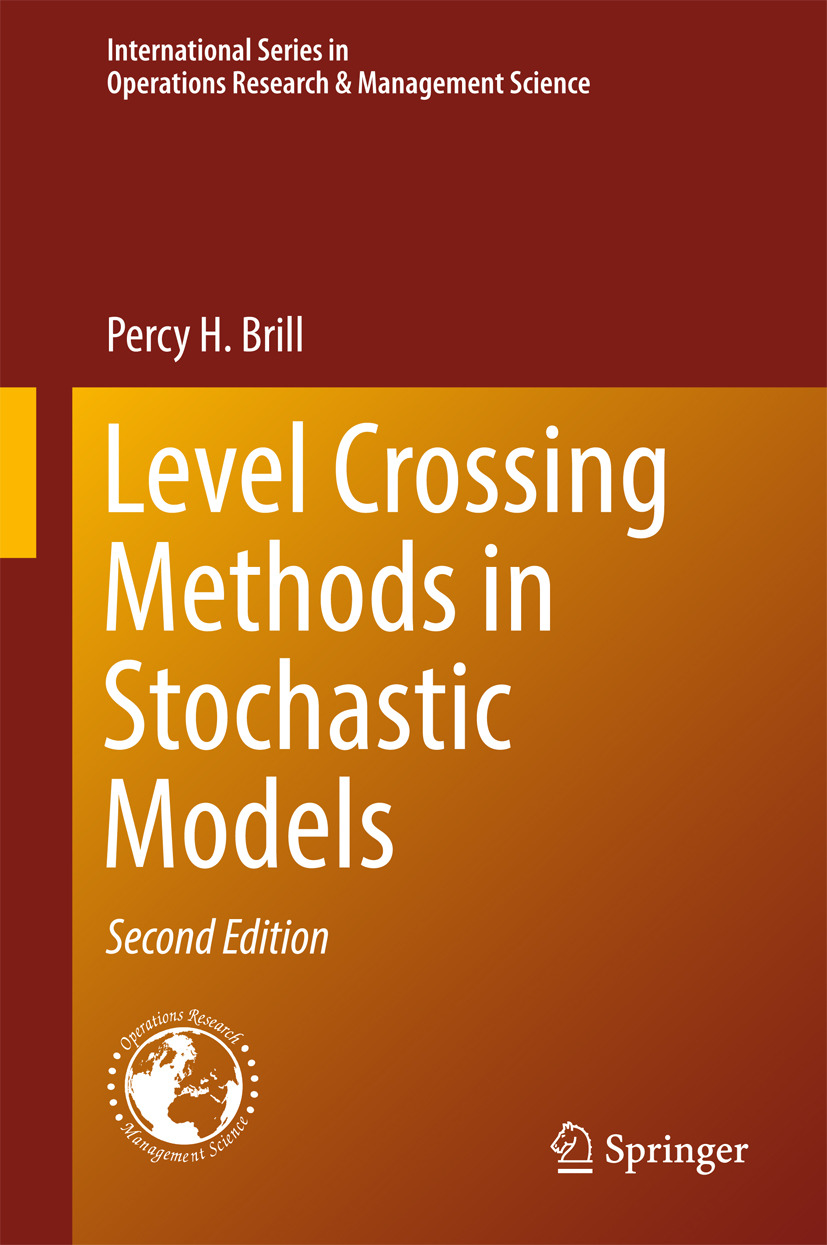 Brill, Percy H. - Level Crossing Methods in Stochastic Models, ebook