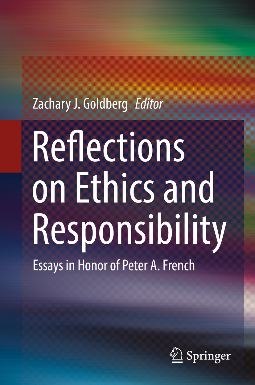 Goldberg, Zachary J. - Reflections on Ethics and Responsibility, e-bok