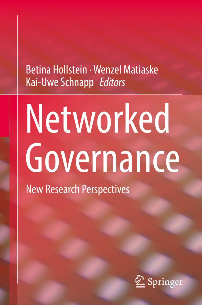 Hollstein, Betina - Networked Governance, ebook