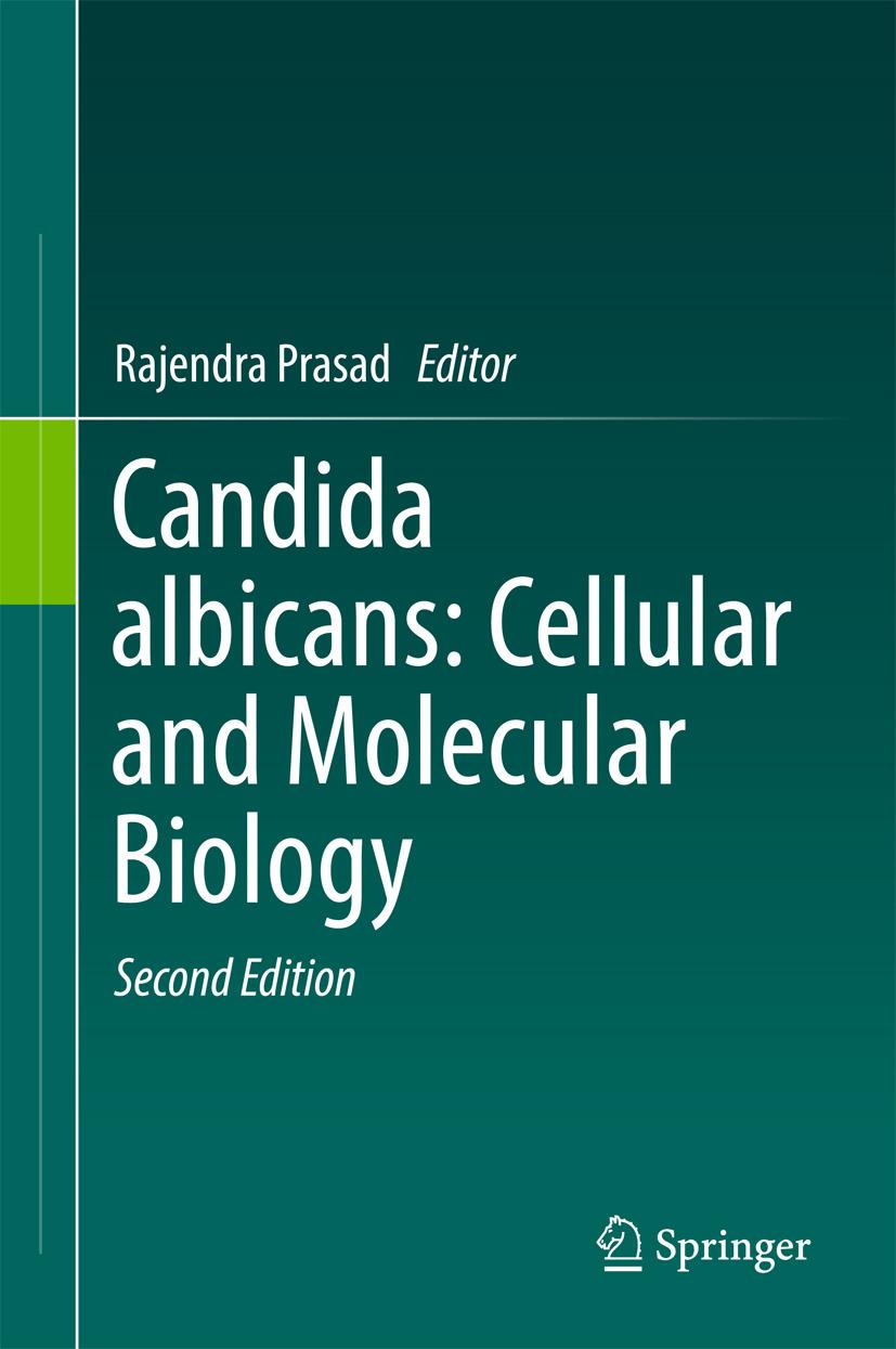 Prasad, Rajendra - Candida albicans: Cellular and Molecular Biology, ebook