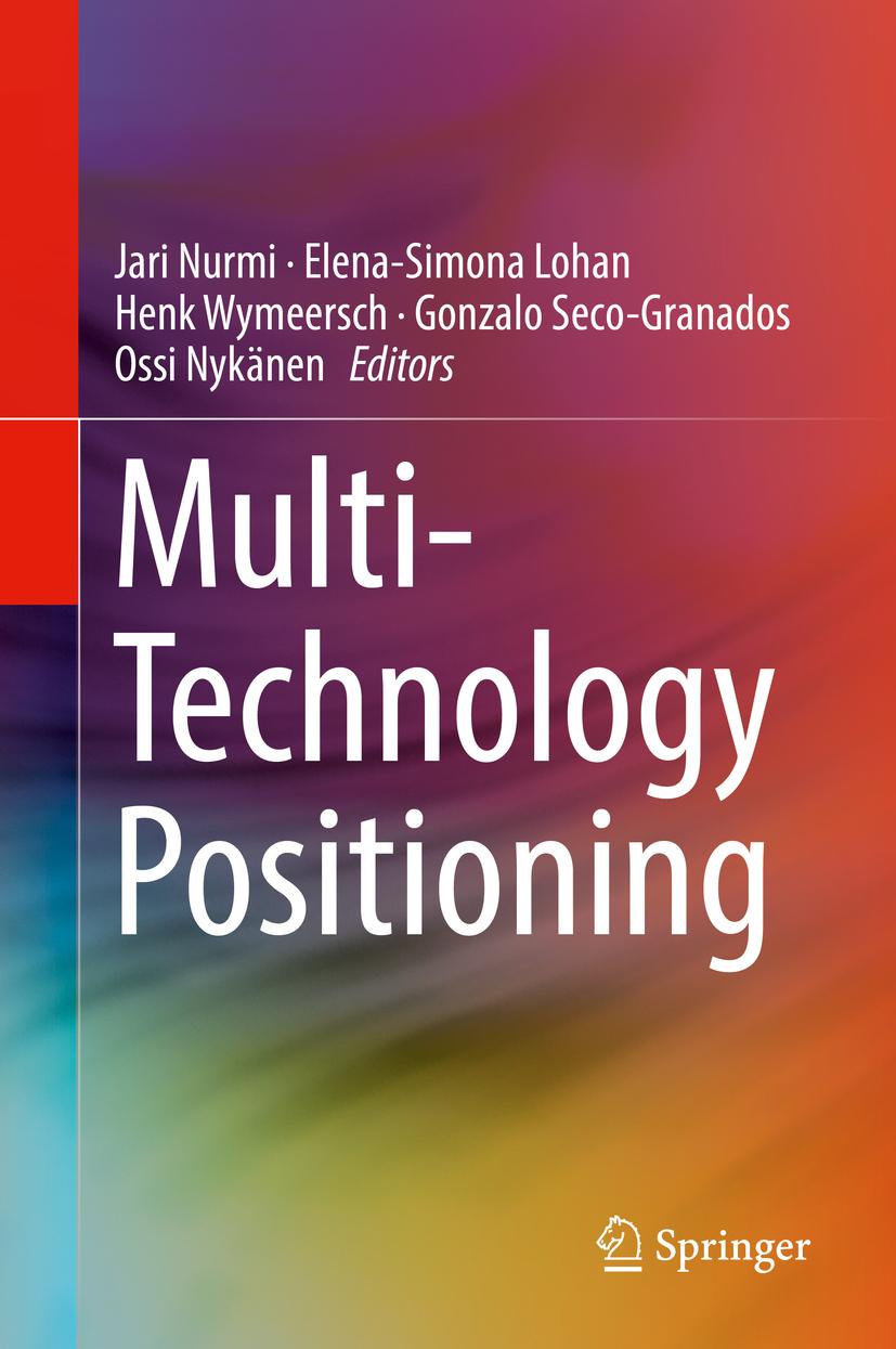 Lohan, Elena-Simona - Multi-Technology Positioning, ebook