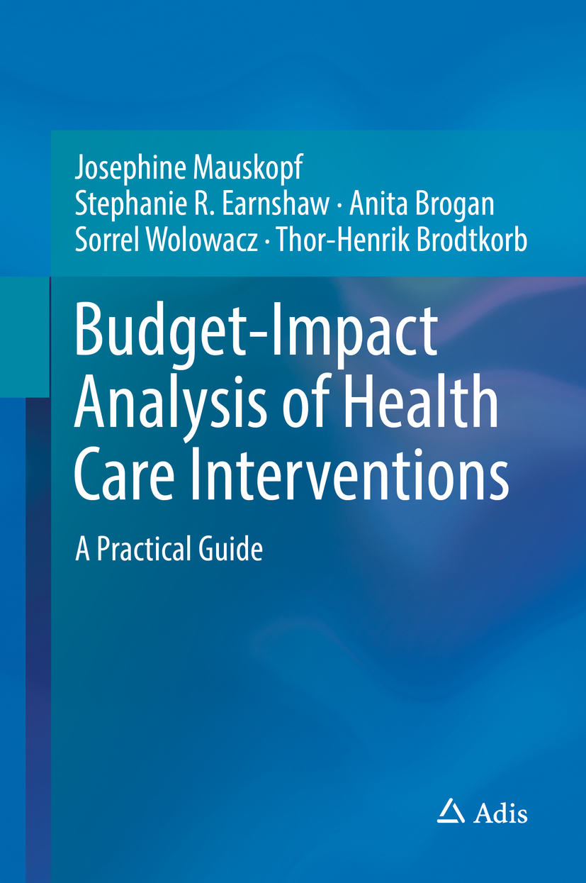 Brodtkorb, Thor-Henrik - Budget-Impact Analysis of Health Care Interventions, ebook