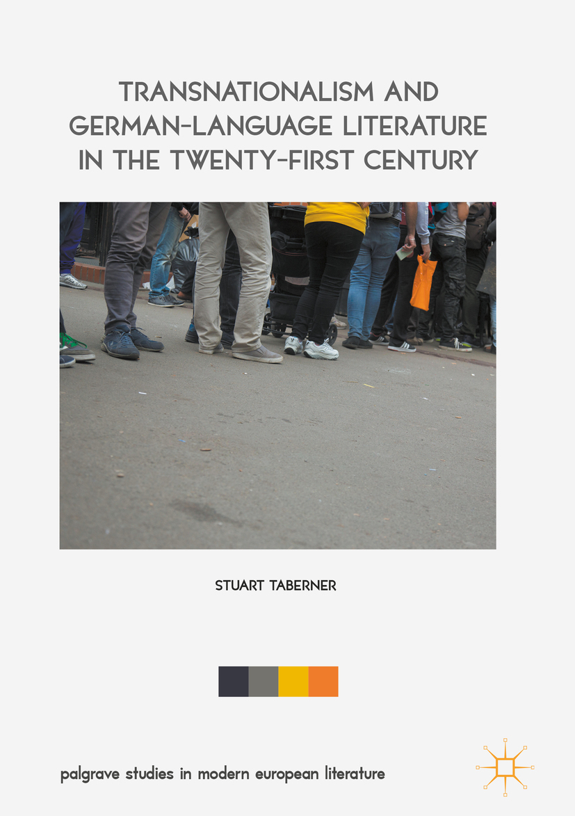Taberner, Stuart - Transnationalism and German-Language Literature in the Twenty-First Century, ebook