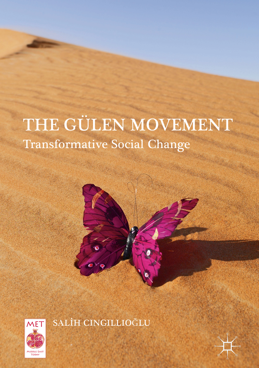 Cıngıllıoğlu, Salih - The Gülen Movement, e-bok