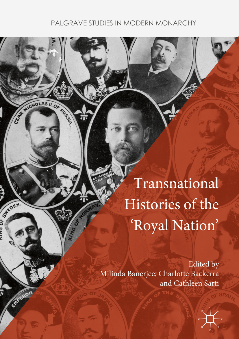 Backerra, Charlotte - Transnational Histories of the 'Royal Nation', ebook