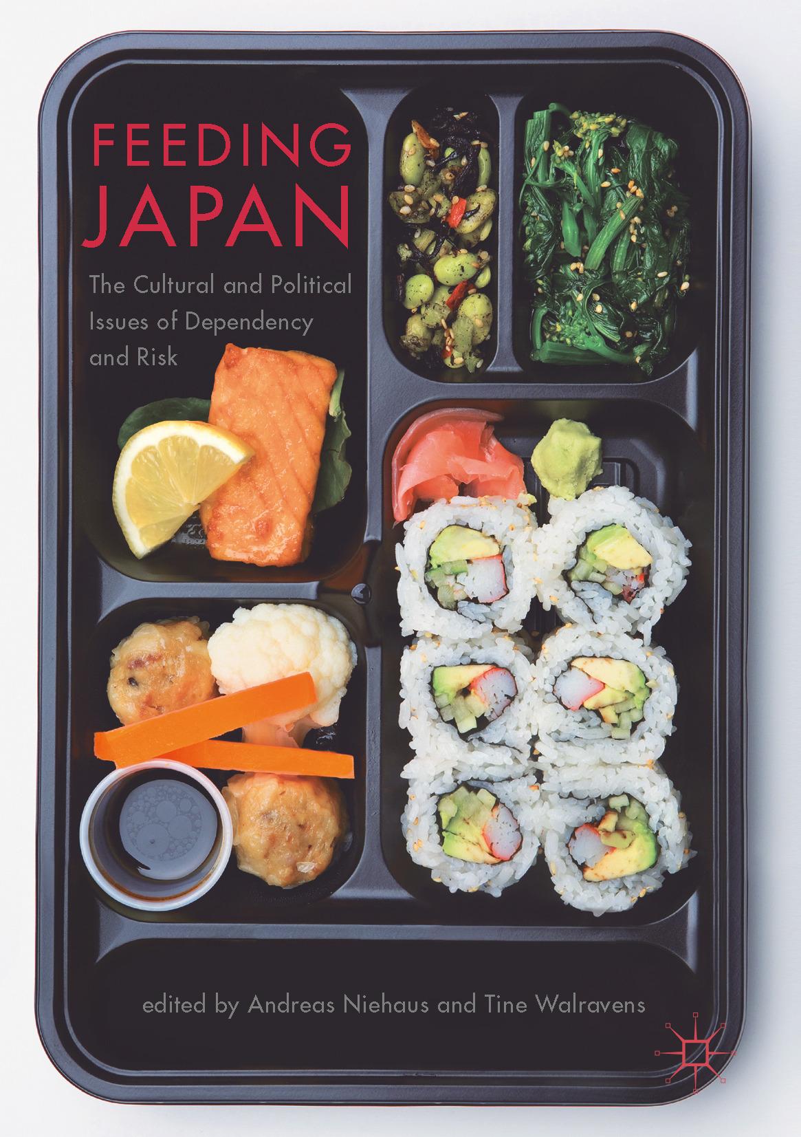 Niehaus, Andreas - Feeding Japan, ebook