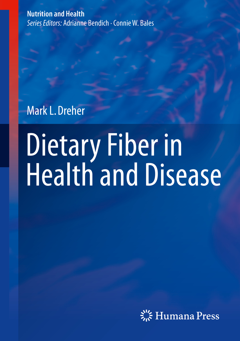 Dreher, Mark L. - Dietary Fiber in Health and Disease, ebook