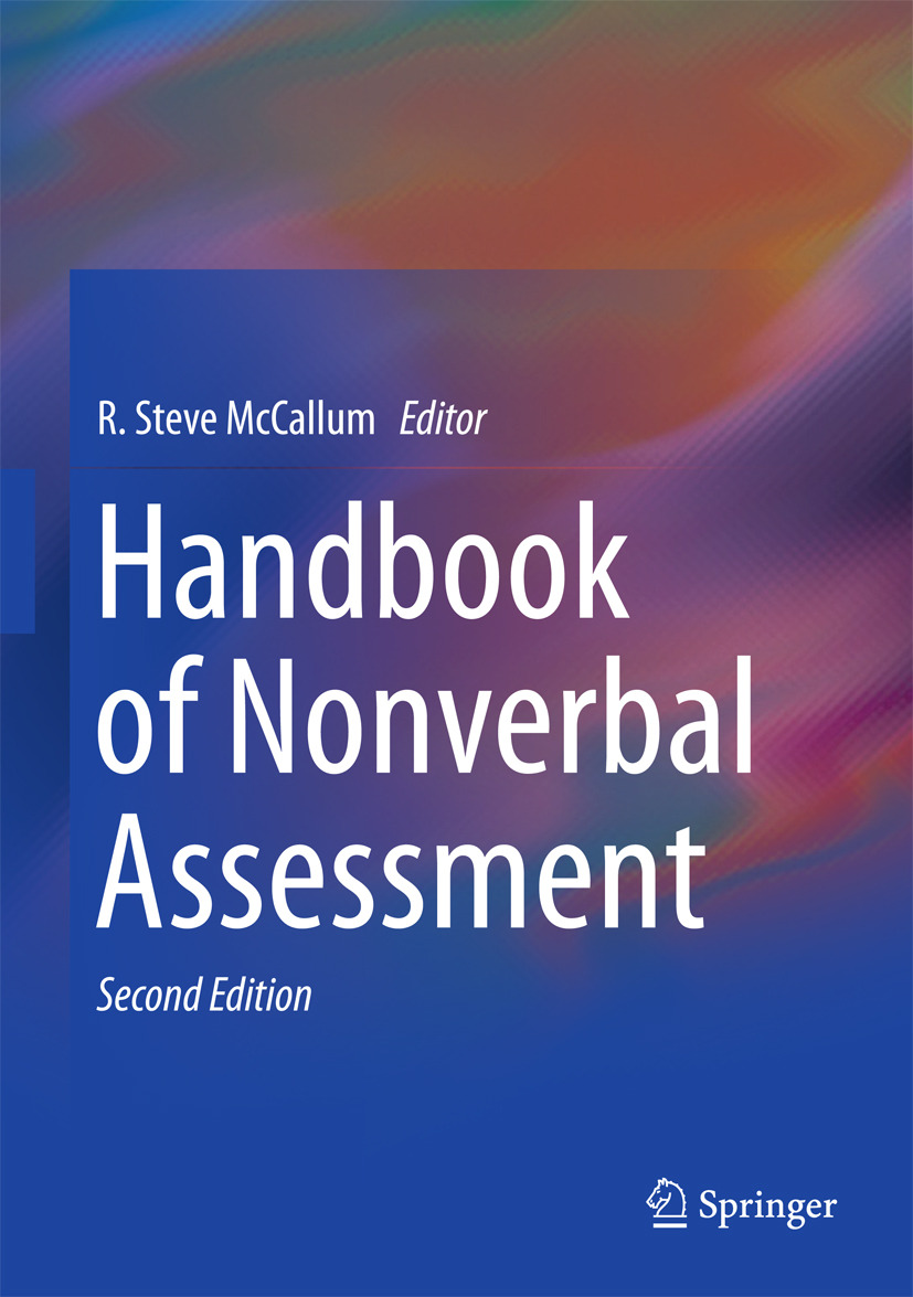 McCallum, R. Steve - Handbook of Nonverbal Assessment, ebook