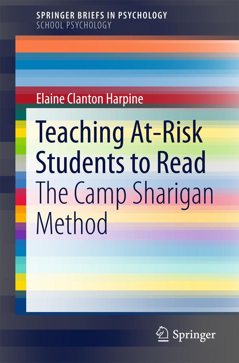 Harpine, Elaine Clanton - Teaching At-Risk Students to Read, ebook