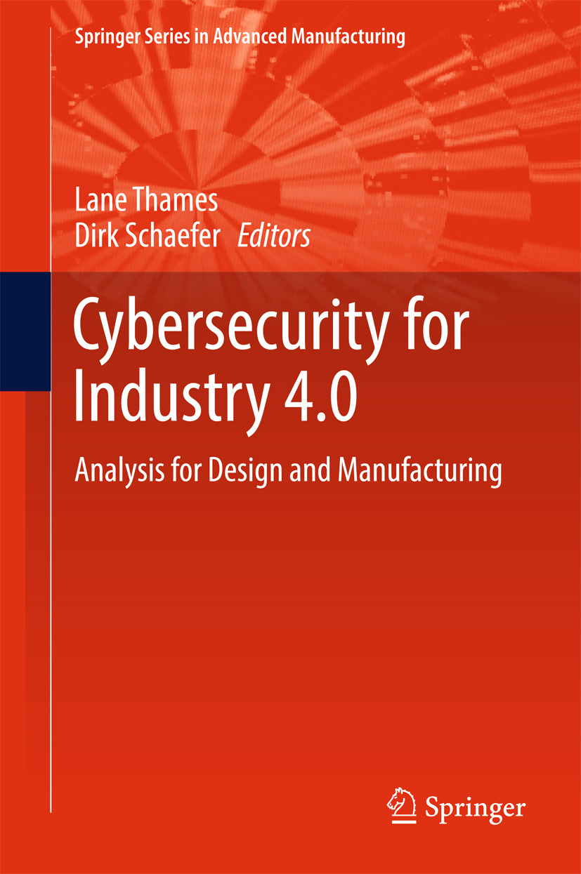 Schaefer, Dirk - Cybersecurity for Industry 4.0, ebook