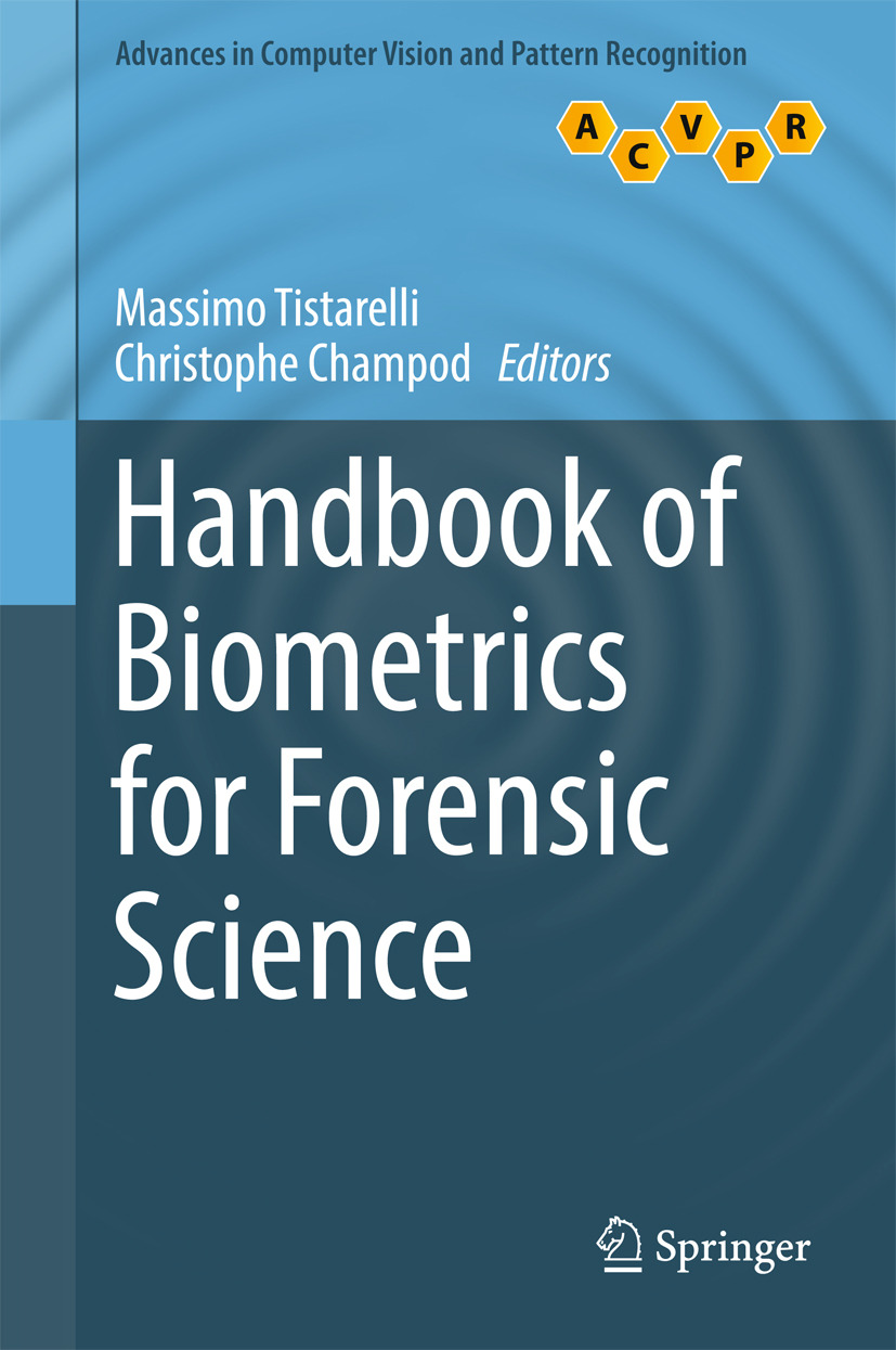 Champod, Christophe - Handbook of Biometrics for Forensic Science, ebook