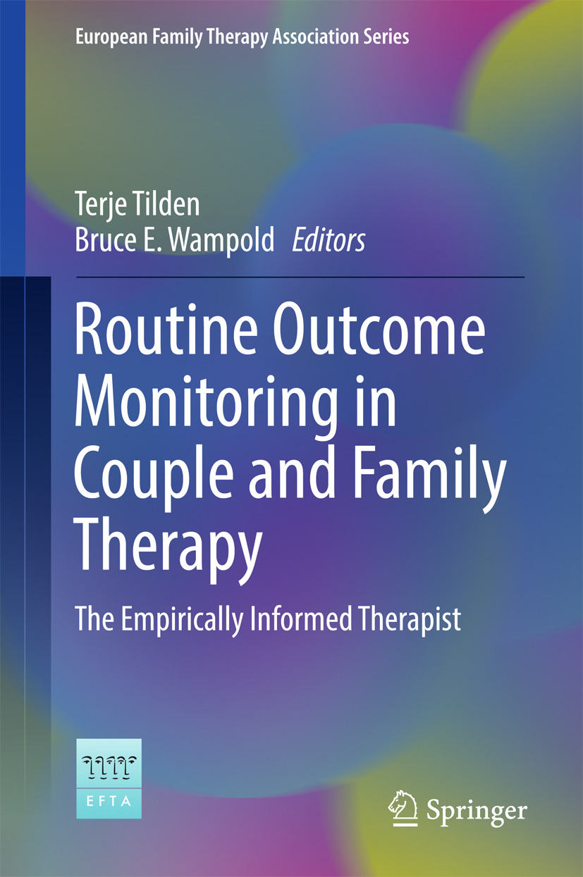 Tilden, Terje - Routine Outcome Monitoring in Couple and Family Therapy, ebook