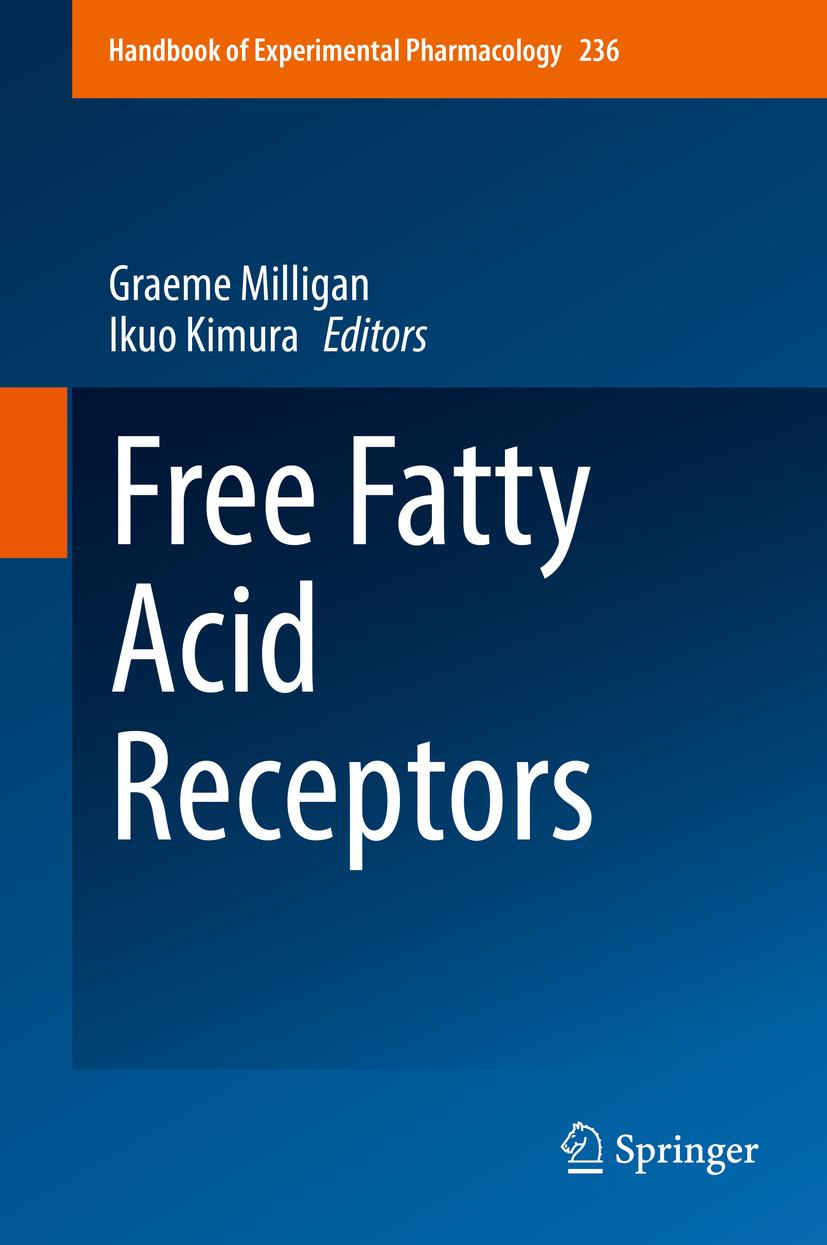 Kimura, Ikuo - Free Fatty Acid Receptors, ebook