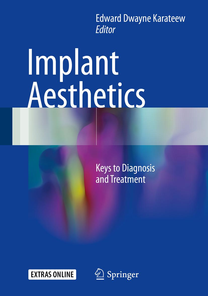 Karateew, Edward Dwayne - Implant Aesthetics, ebook